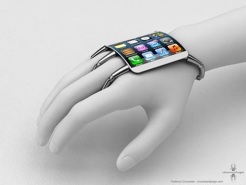 iPhone 5 concept drawing