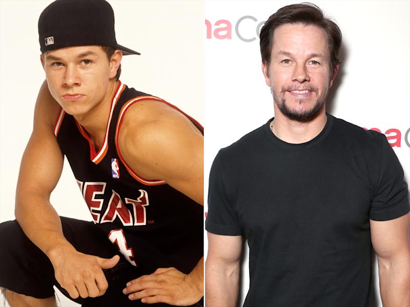 Image result for Pusha T and Mark Wahlberg
