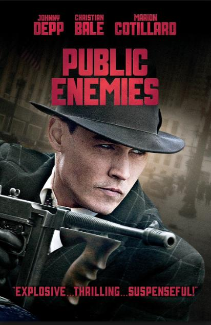 <p>Starring Stephen Graham,<i> Public Enemies</i> is an adaptation of Brian Burrough's novel under the same name. In the film, Graham beasts out as <i>Baby Face Nelson,</i> Dillinger's craziest associate. Like the real-life gangster he portrays, Graham's performance is a study in contrast: He looks harmless enough, but give him a gun and as much as a side eye and he'll murder you with unbridled, easily detectable pleasure.</p>