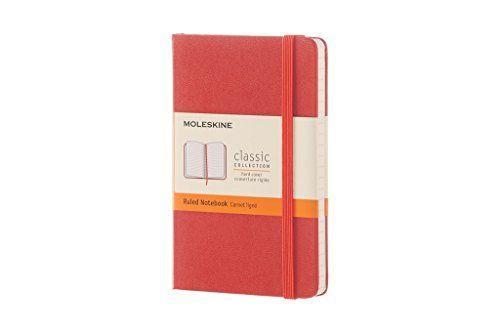 """<p><strong>Moleskine</strong></p><p>amazon.com</p><p><strong>$14.33</strong></p><p><a href=""""https://www.amazon.com/dp/B015NG451K?tag=syn-yahoo-20&ascsubtag=%5Bartid%7C10055.g.29535920%5Bsrc%7Cyahoo-us"""" rel=""""nofollow noopener"""" target=""""_blank"""" data-ylk=""""slk:Shop Now"""" class=""""link rapid-noclick-resp"""">Shop Now</a></p><p>These little notebooks are the perfect place to jot down back-pocket notes, recipes and inspiration.</p>"""