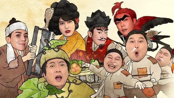 Poster New Journey to the West. (tvN via Soompi)