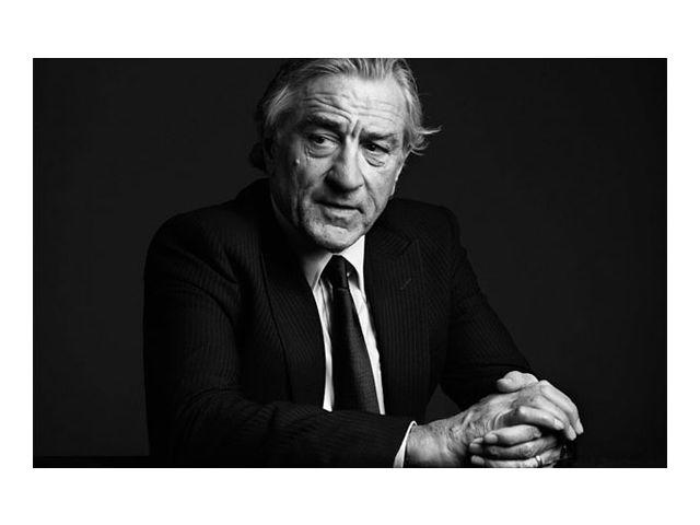 <b>Robert De Niro:</b> The 'goodfella' De Niro flaunts style with a badass attitude. If you wanna see how a man can look hot at the officially retiring age of 58, just buy a DVD of '15 minutes' and watch De Niro in all his swagger.
