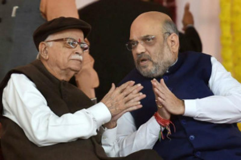 Advani Could Have Opted for a Smoother Exit Route But Did He Refuse to Read Writing on the Wall?