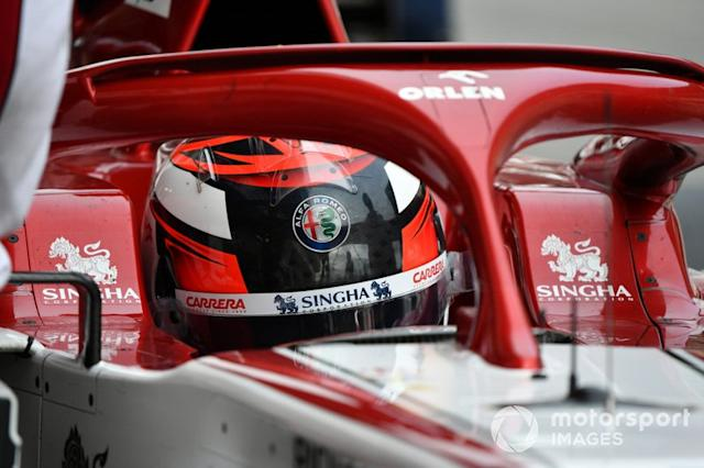 "Kimi Raikkonen, Alfa Romeo <span class=""copyright"">Mark Sutton / Motorsport Images</span>"