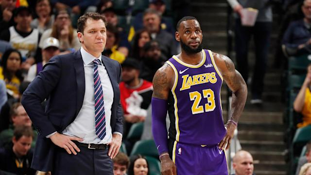 A new report has Luke Walton on the outs in Laker land. Could an eventual return to Golden State be in store?