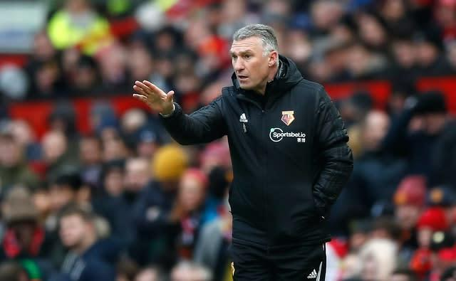 Nigel Pearson's has more issues to deal with (Martin Rickett/PA)