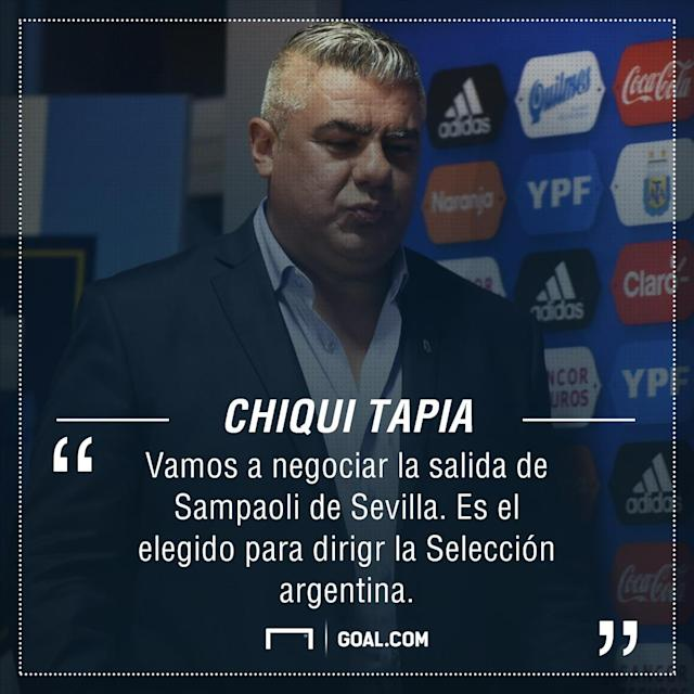 PS Tapia Sampaoli