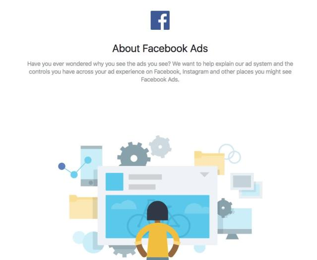 Facebook uses your personal information to match you up with various advertisements on the social network.