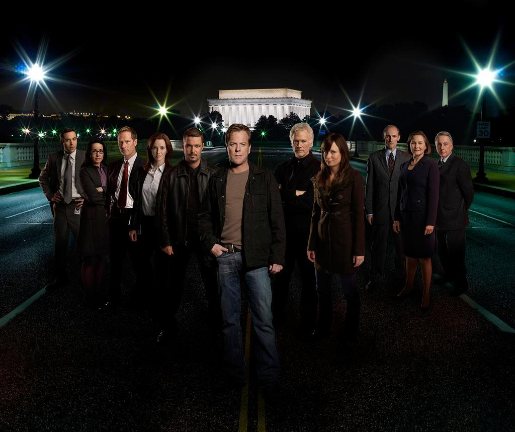 """Season 8 of Fox's long-standing actioner <a href=""""/24/show/28479"""">""""24""""</a> will begin and end at 4:00 p.m., unfolding in New York City amidst the shadows of the Statue of Liberty and the United Nations, where the Counter Terrorist Unit (CTU) has been upgraded and is now run by the MBA-schooled Brian Hastings (<a href=""""/mykelti-williamson/contributor/34325"""">Mykelti Williamson</a>). Also on board for this go-round are <a href=""""/freddie-prinze/contributor/31293"""">Freddie Prinze Jr.</a> as Cole Ortiz, an ex-Marine who runs the division's field operations and wants to follow in Jack Bauer's footsteps (and just might, come season 9, if <a href=""""/kiefer-sutherland/contributor/29952"""">Kiefer Sutherland</a> walks away from the show); expert data analyst Dana Walsh (<a href=""""/katee-sackhoff/contributor/899280"""">Katee Sackhoff</a>), who collaborates with systems analyst Arlo Glass (John Boyd) inside CTU; and Meredith Reed (<a href=""""/jennifer-westfeldt/contributor/53246"""">Jennifer Westfeldt</a>), an ambitious journalist with ties to the unfolding drama. <a href=""""/24/show/28479"""">Returns in 2010 on FOX</a>"""