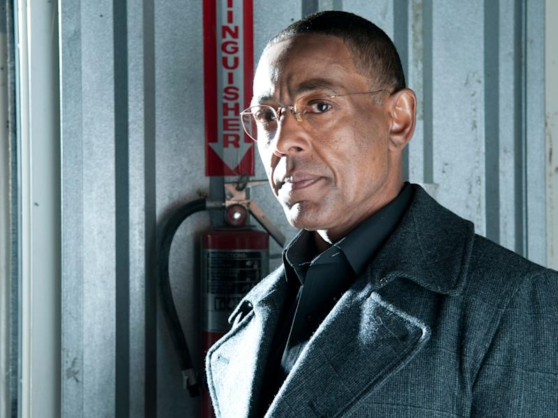 Giancarlo Esposito as chicken baron/crime lord Gus Fring in 'Breaking Bad', prior to his return in 'Better Call Saul'AMC