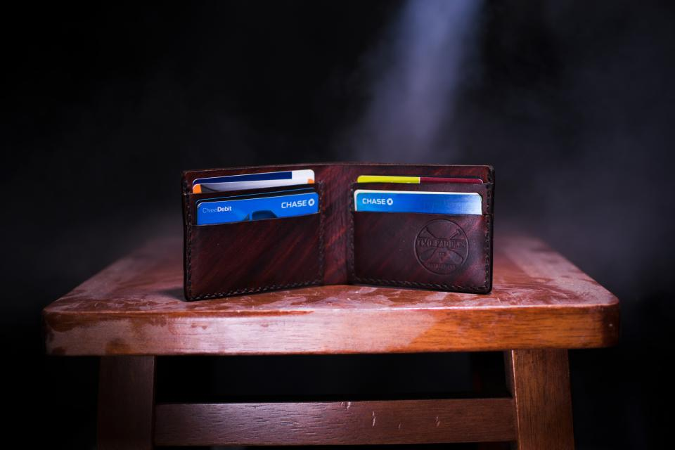 A third of Brits has checked teir credit score in lockdown. (Two Paddles Axe and Leatherwork/Unsplash)