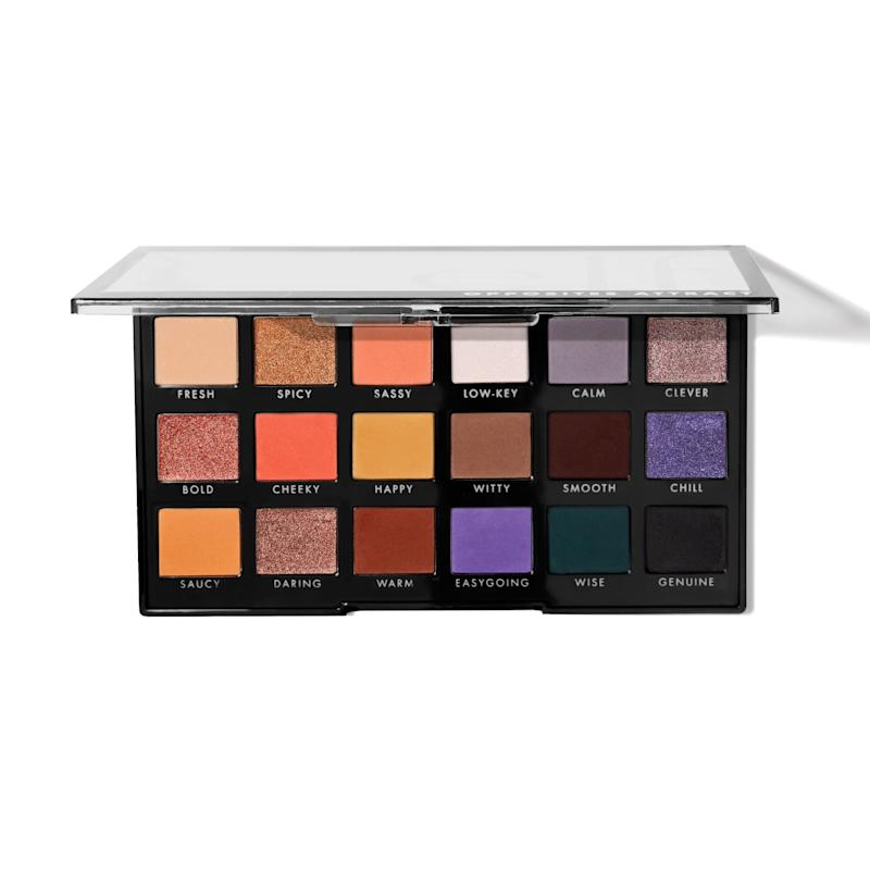 E.L.F. Opposites Attract Eyeshadow Palette. (Photo: E.L.F.)