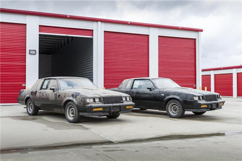 1500 Mile Buick Grand National Pair Need New Owners Again