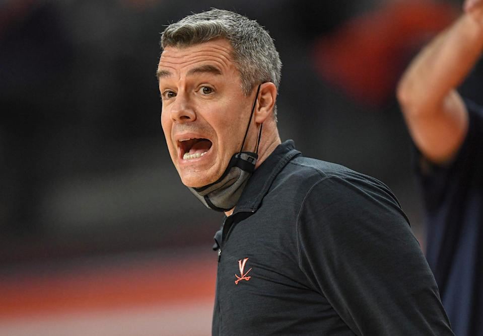 Virginia coach Tony Bennett said most of his team was quarantining and undergoing contact tracing until Thursday and the Cavaliers are planning to arrive in Indianapolis on Friday.