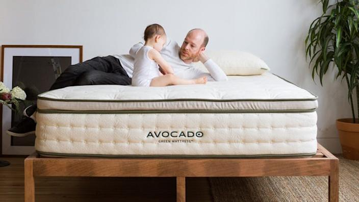 Save on this delightful mattress for Memorial Day.
