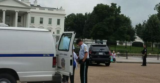 "<p>Congressman Luis Gutierrez <a href=""http://www.washingtonexaminer.com/rep-luis-gutierrez-arrested-outside-white-house-during-daca-rally/article/2631624"" target=""_blank"">was arrested</a> outside the White House as activists, <a href=""http://fox61.com/2017/08/15/connecticut-teens-travel-to-washington-dc-to-defend-daca-on-5th-anniversary/"" target=""_blank"">including</a> about 100 young immigrants living in Connecticut, marched to the White House on August 15 in support of the Deferred Action for Childhood Arrivals program (<span class=""caps"">DACA</span>).</p><p>The Illinois Democrat was among about 30 people arrested outside the <a href=""http://thehill.com/latino/346663-rep-gutierrez-arrested-at-white-house-immigration-protest"" target=""_blank"">White House by US Park Police</a>.</p><p>The <span class=""caps"">DACA</span> program at risk since <a href=""https://www.voanews.com/a/state-officials-call-end-daca-program-undocumented-immigrants/3923583.html"" target=""_blank"">ten attorneys general sent</a> a letter to President Donald Trump threatening to sue on September 5 if the administration doesn't end the <span class=""caps"">DACA</span> program that granted temporary immunity to undocumented young people who were brought to the United States as children.</p><p>Nearly 800,000 people <a href=""http://www.npr.org/sections/ed/2017/08/15/543643821/five-years-in-whats-next-for-daca"" target=""_blank"">have registered</a> under <span class=""caps"">DACA</span> since it was introduced in 2012. Credit: Instagram/bmilenkovic via Storyful</p>"
