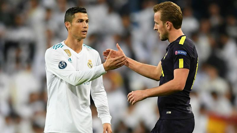 Kane on same level as Messi, Ronaldo and Neymar – Chiellini
