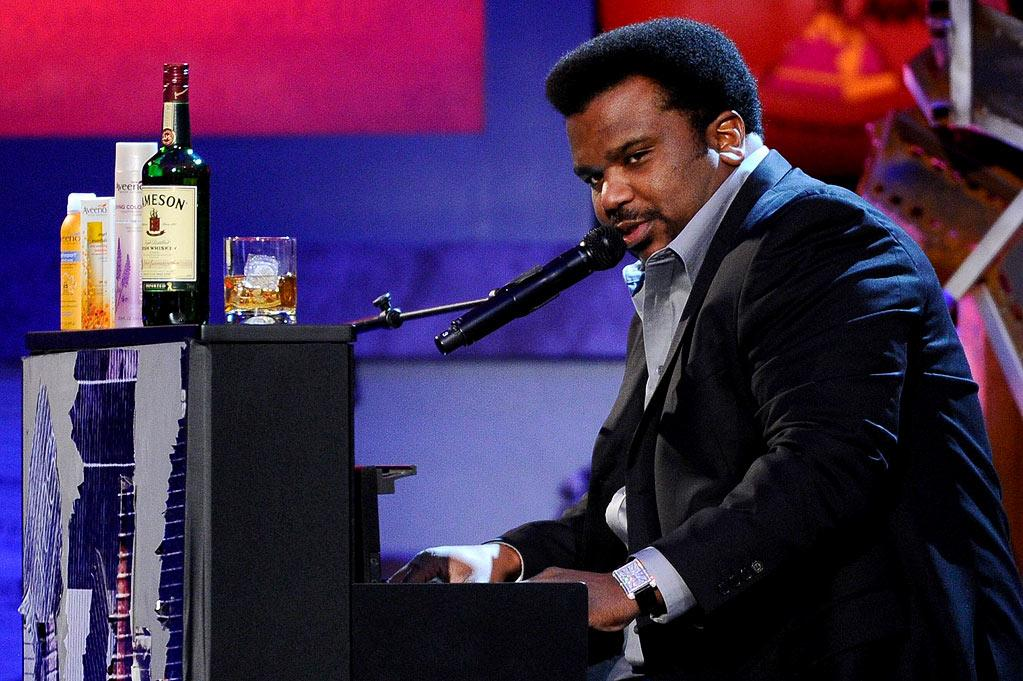 """BEST: Craig Robinson's Sexy Sponsors — To introduce the four sponsors of their special categories — a car company, a beauty supply company, a watch company, and an alcohol brand — the Spirit Awards had """"<a href=""""/office/show/36001"""">The Office</a>"""" co-star Craig Robinson sit at a piano and sing about how great they are. It started off silly, but the humor increased exponentially as it went on. Best product integration ever. <a href=""""http://www.televisionwithoutpity.com/show/award_shows/independent_spirit_awards_2011.php?__source=tw yhtv&par=yhtv"""" rel=""""nofollow"""">Source: TWoP</a>"""