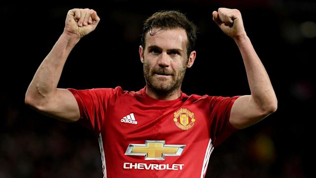 Jose Mourinho suggested Juan Mata could be out for the season, but the midfielder is in his matchday 18 to face Swansea City.
