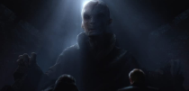 <p>This fictional and larger than life villain, who was an artificial being, appeared in <em>The Force Awakens</em> and <em>The Last Jedi. </em></p>