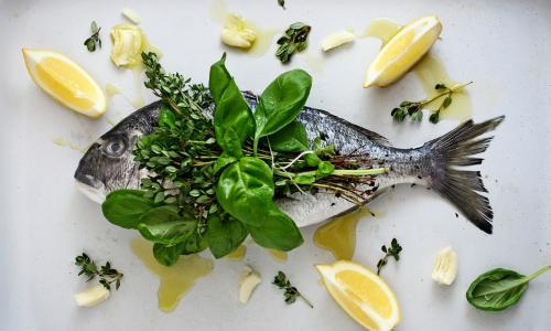 I need an easy sauce to serve with white fish – help!