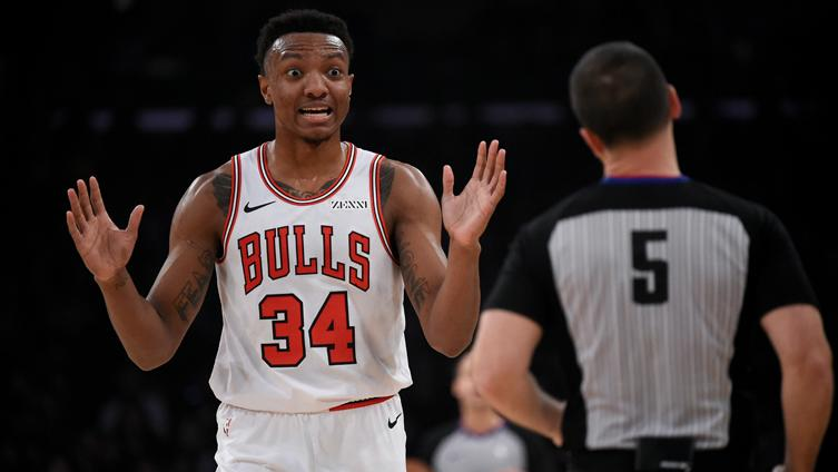Zach LaVine excited for Year 2 of Wendell Carter Jr. after injury limited his rookie season