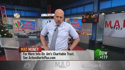 Jim Cramer pointed to CEOs like Disney's Bob Iger and Valeant's Joe Papa as leaders that investors should trust.