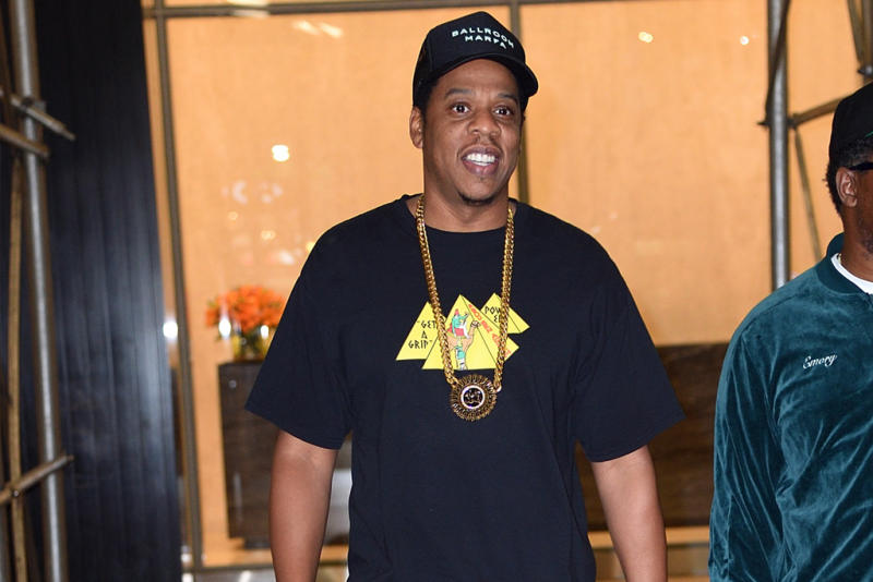 d5499452130 Jay-Z Is Named President of Puma s Basketball Operations