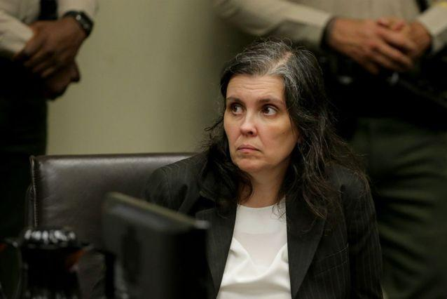 Louise Turpin in a California court. Source: Getty