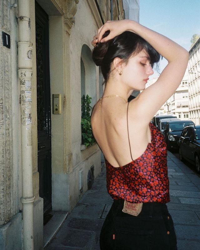 """<p>Parisian influencer, Anne-Laure Mais, has used her platform to launch an environmentally conscious collection of slinky, Instagrammable styles, guaranteed to get double-taps.</p><p>Under the brand name <a href=""""https://www.musier-paris.com/en/"""" rel=""""nofollow noopener"""" target=""""_blank"""" data-ylk=""""slk:Musier"""" class=""""link rapid-noclick-resp"""">Musier</a>, Mais uses fabrics from previous collections, and reinvents them, creating new styles, so that all the fabric is used but never destroyed 'for a more respectful approach for our planet'. </p><p><a class=""""link rapid-noclick-resp"""" href=""""https://musier-paris.com/en"""" rel=""""nofollow noopener"""" target=""""_blank"""" data-ylk=""""slk:SHOP MUSIER PARIS NOW"""">SHOP MUSIER PARIS NOW</a></p><p><a href=""""https://www.instagram.com/p/B0WJdQgiZDn/"""" rel=""""nofollow noopener"""" target=""""_blank"""" data-ylk=""""slk:See the original post on Instagram"""" class=""""link rapid-noclick-resp"""">See the original post on Instagram</a></p>"""
