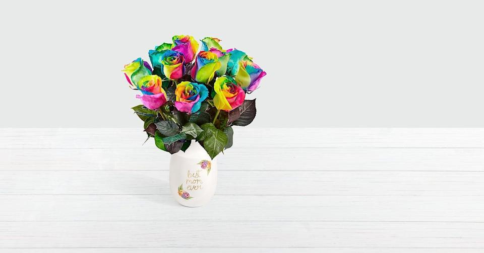 """<p>No other arrangement can top the bright and fun petals on these <a href=""""https://www.popsugar.com/buy/Long-Stemmed-Tie-Dyed-Roses-444275?p_name=Long%20Stemmed%20Tie%20Dyed%20Roses&retailer=proflowers.com&pid=444275&price=75&evar1=casa%3Aus&evar9=46127505&evar98=https%3A%2F%2Fwww.popsugar.com%2Fhome%2Fphoto-gallery%2F46127505%2Fimage%2F46128453%2FLong-Stemmed-Tie-Dyed-Roses&list1=shopping%2Cgift%20guide%2Cflowers%2Chouse%20plants%2Cplants%2Cmothers%20day%2Cgifts%20for%20women&prop13=api&pdata=1"""" class=""""link rapid-noclick-resp"""" rel=""""nofollow noopener"""" target=""""_blank"""" data-ylk=""""slk:Long Stemmed Tie Dyed Roses"""">Long Stemmed Tie Dyed Roses</a> ($75).</p>"""