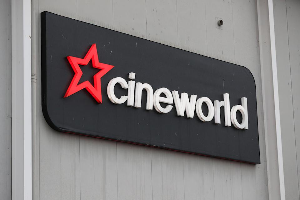 Cinema chain Cineworld has secured new loans to boost its financial position (Jonathan Brady/PA) (PA Archive)