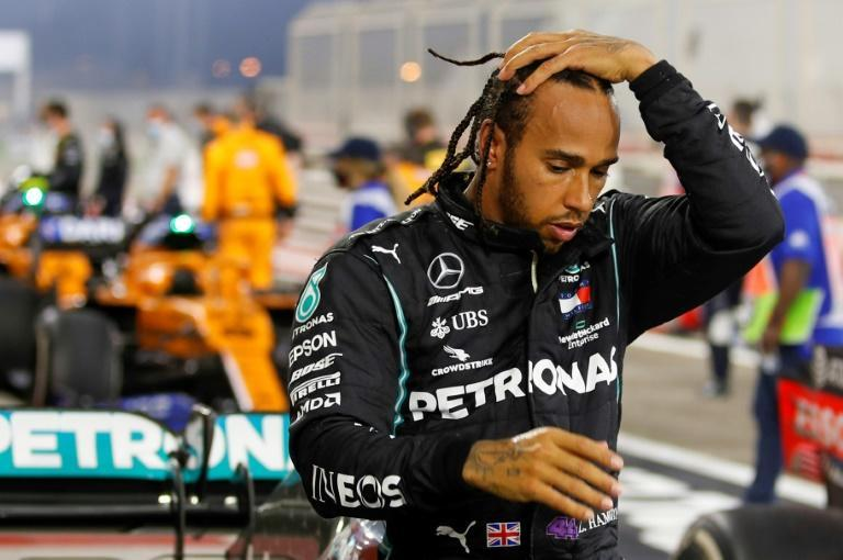 Lewis Hamilton will miss this weekend's Sakhir Grand Prix in Bahrain after testing positive for Covid-19