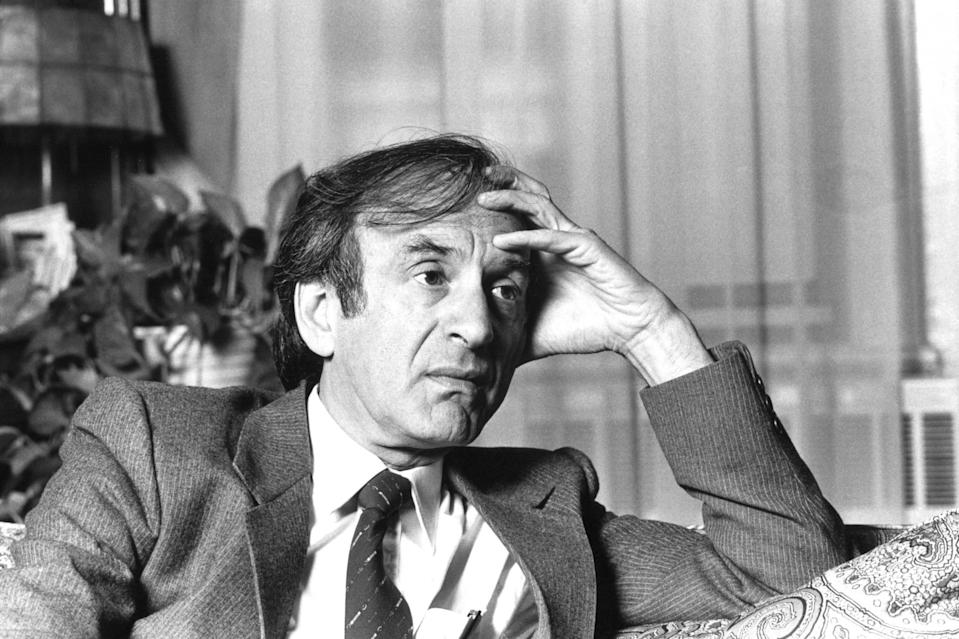<p>Writer, Nobel laureate and Holocaust survivor Elie Wiesel died on July 2, 2016 at 87. Photo from Getty Images </p>