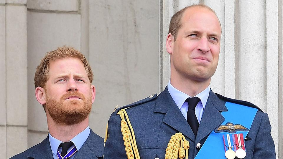 Prince William is reportedly