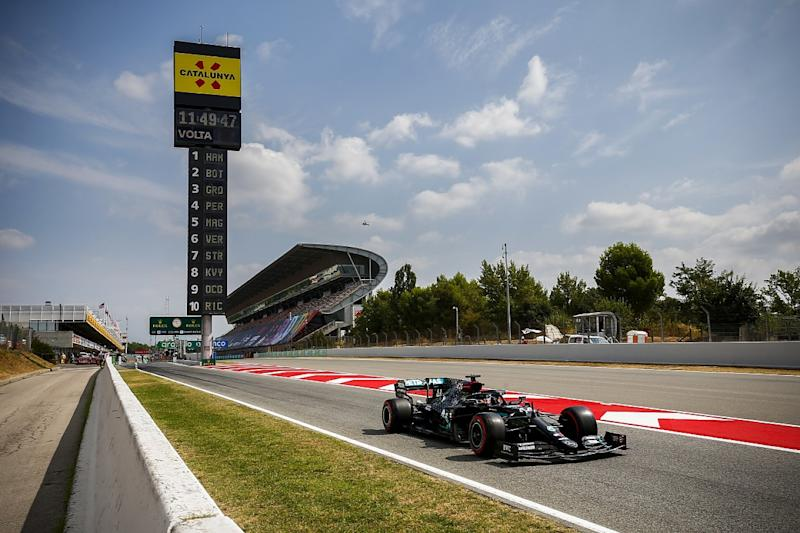 Spanish GP qualifying: start time, how to watch
