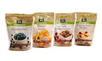 """<p><a class=""""link rapid-noclick-resp"""" href=""""https://www.amazon.com/s?k=frozen+fruit&i=wholefoods&ref=nb_sb_noss&tag=syn-yahoo-20&ascsubtag=%5Bartid%7C10049.g.36302562%5Bsrc%7Cyahoo-us"""" rel=""""nofollow noopener"""" target=""""_blank"""" data-ylk=""""slk:BUY NOW"""">BUY NOW </a></p><p>Another house line that's 100 percent worth buying. Their frozen fruit selection is A+ and makes a million lives easier every day, just about.</p>"""