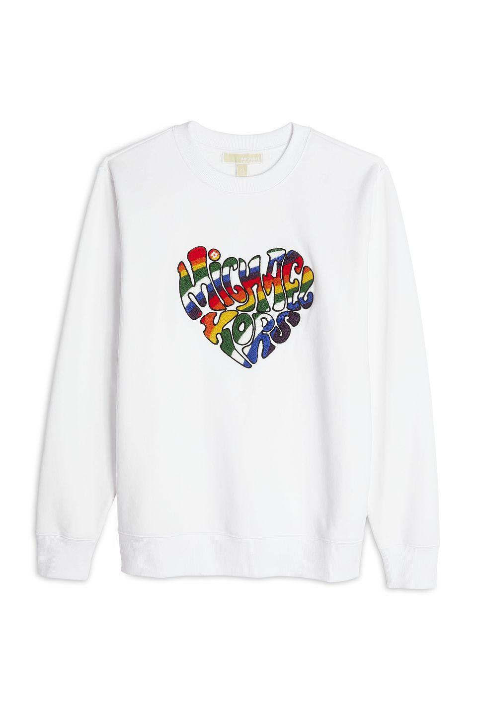 <p>Fronted by four LGBTQ+ TikTok stars, Michael Kors' 2021 Pride collection is a colourful mix of sweatshirts, T-shirts, swimsuits, backpacks, slides and hats. All profits from the sale of the special-edition T-shirt benefit OutRight Action International, a leading global human rights organisation fighting for the rights of LGBTIQ+ people around the world.</p>
