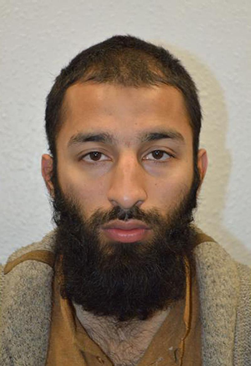 It has been reported that MI5 were monitoring Khuram Butt on the day of the attacks (Picture: PA)