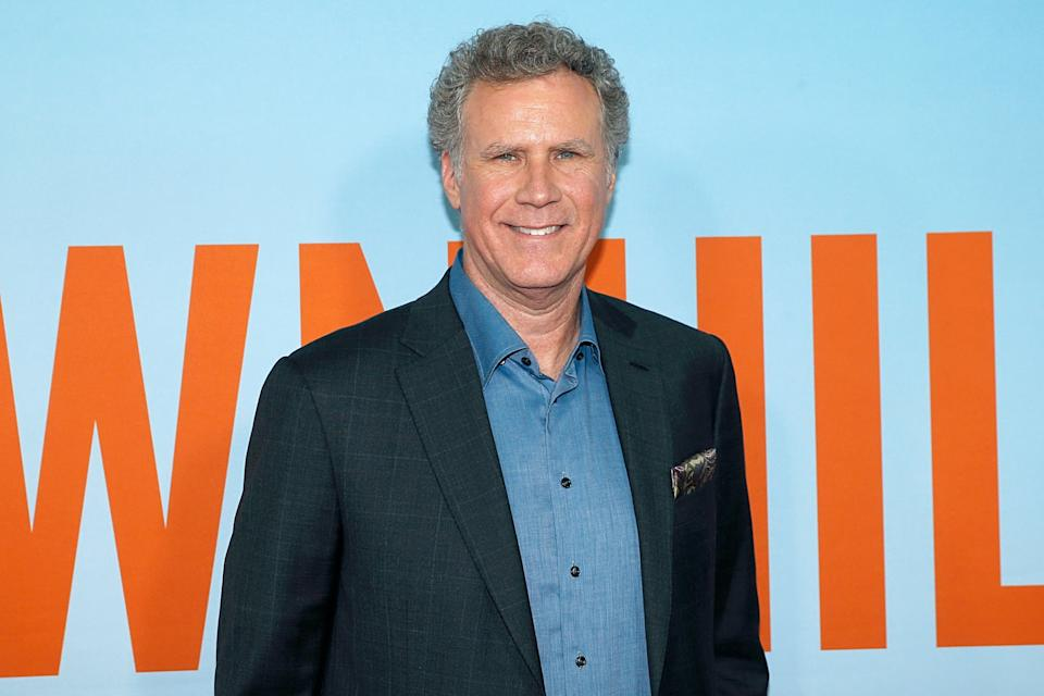 NEW YORK, NEW YORK - FEBRUARY 12: Will Ferrell attends the premiere of