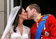 <p>Relive the wedding day of Kate Middleton and Prince William [Photo: PA]</p>