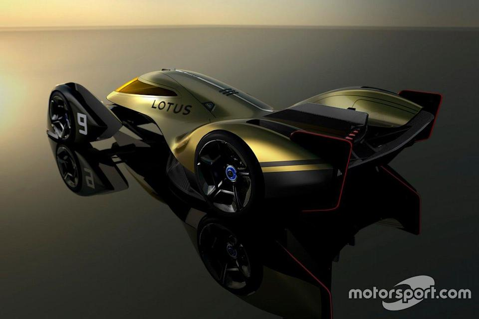 "Lotus electric prototype 2030 <span class=""copyright"">Lotus </span>"