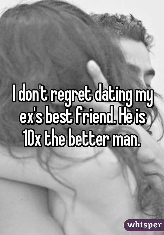 my friend is dating my ex