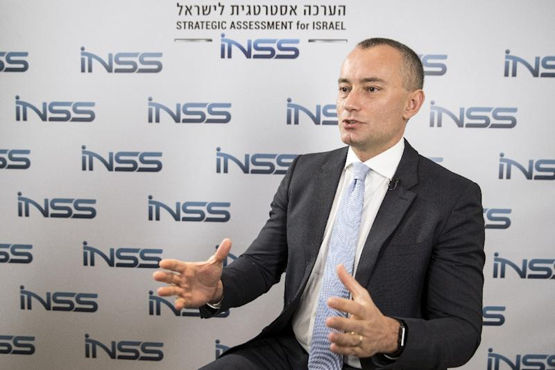 Nickolay Mladenov UN Special Coordinator for the Middle East Peace Process