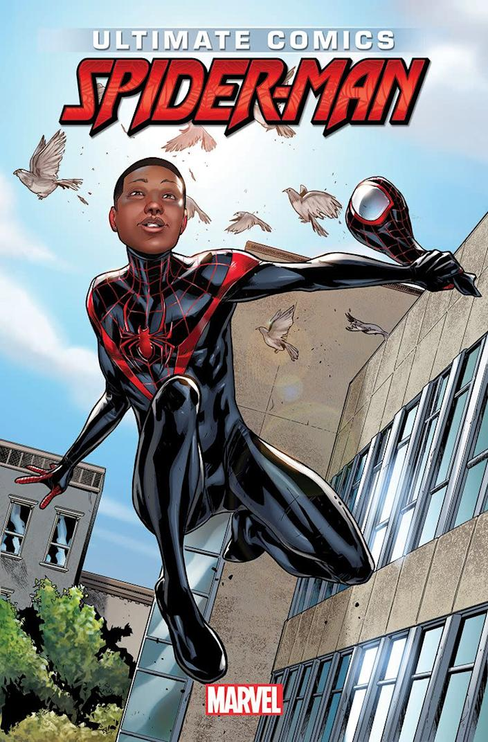Miles Morales as Ultimate Spider-man