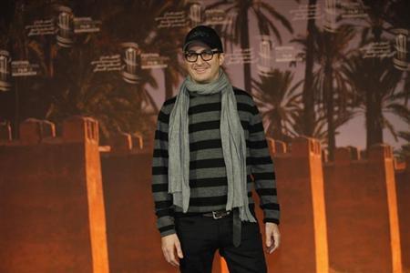 U.S. film director Darren Aronofsky poses during a photocall at the 12th Marrakesh International Film Festival in Marrakesh