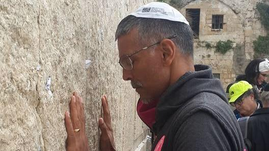 Milind Soman Is Busy Clearing Up His Bucket List In Jerusalem