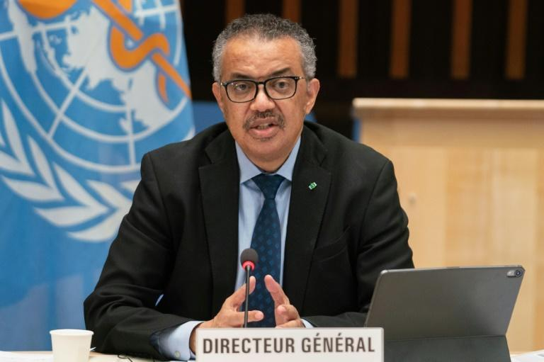 WHO head Tedros Adhanom Ghebreyesus warned that the world faces a 'catastrophic moral failure' over the distribution of vaccines to poor countries