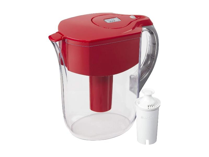 Brita Grand Pitcher with 1 Filter, Large 10 Cup. (Photo: Amazon)
