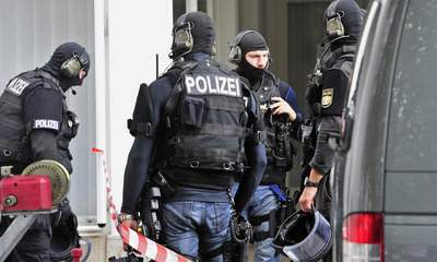 Germany: Hostage Crisis Ends After Police Raid